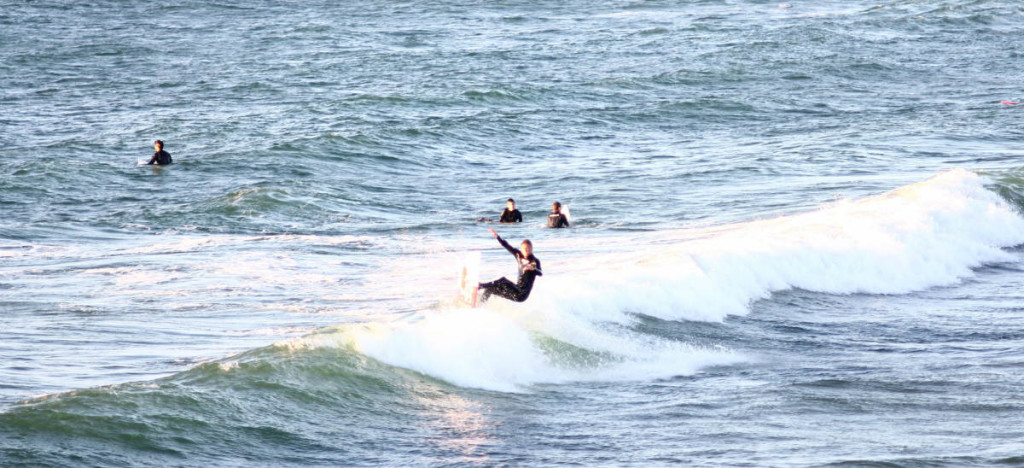 California Surfing Pic 1200 x 550